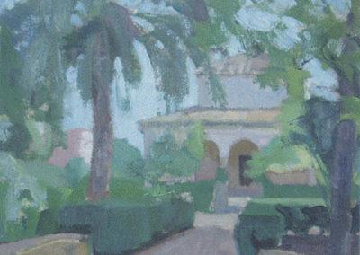 Les jardins de l'Alcazar