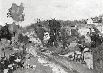 Petit village franc-comtois