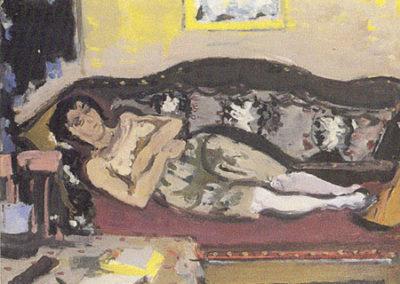Le canapé de Vaufrey