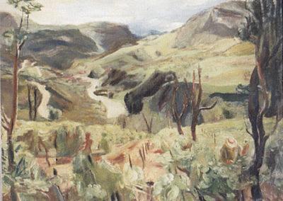 Vignes à Vaufrey