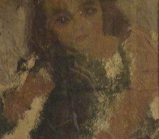 Portrait de Gilberte