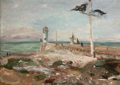 Le phare de Saint-Valéry