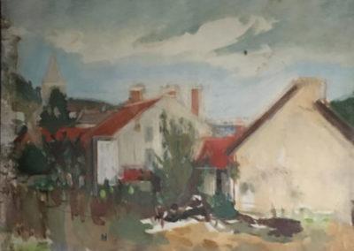 Village franc-comtois