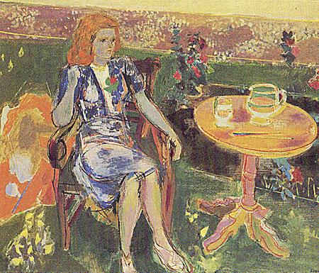 Portrait de Lydie Bazaine