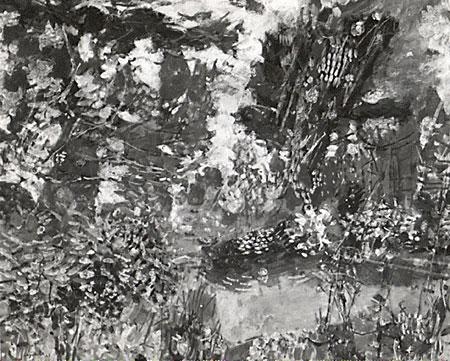 Les lilas de Fontvieille