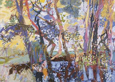 Le ruisseau, ou Voutenay le ru