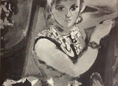 Petit portrait d'Andrée