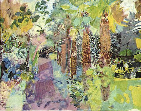 Le jardin de Jean-Charles Moreux