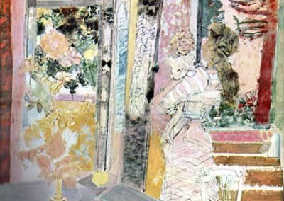 Emilienne et Anne aux Sorbiers