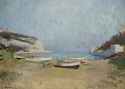 La mer aux Goudes