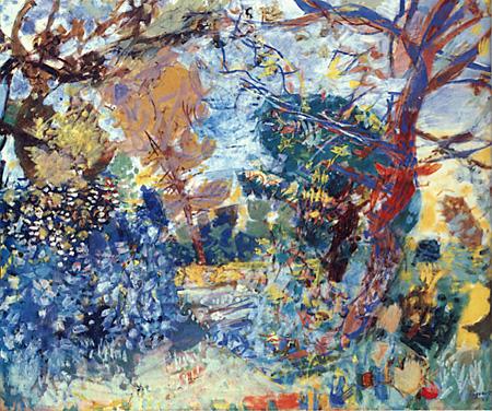 Les pins de Fontvieille ou Provence