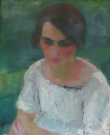 Portrait de Cécile