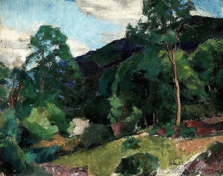 Paysage du Doubs